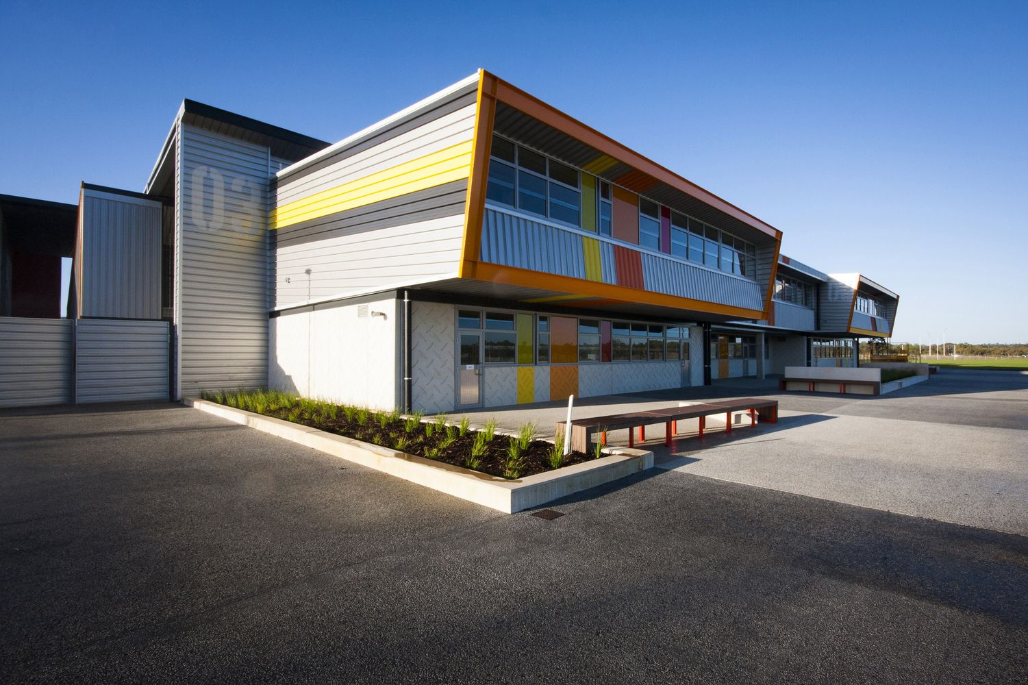 Gallery of baldivis secondary college jcy architects and urban designers 16