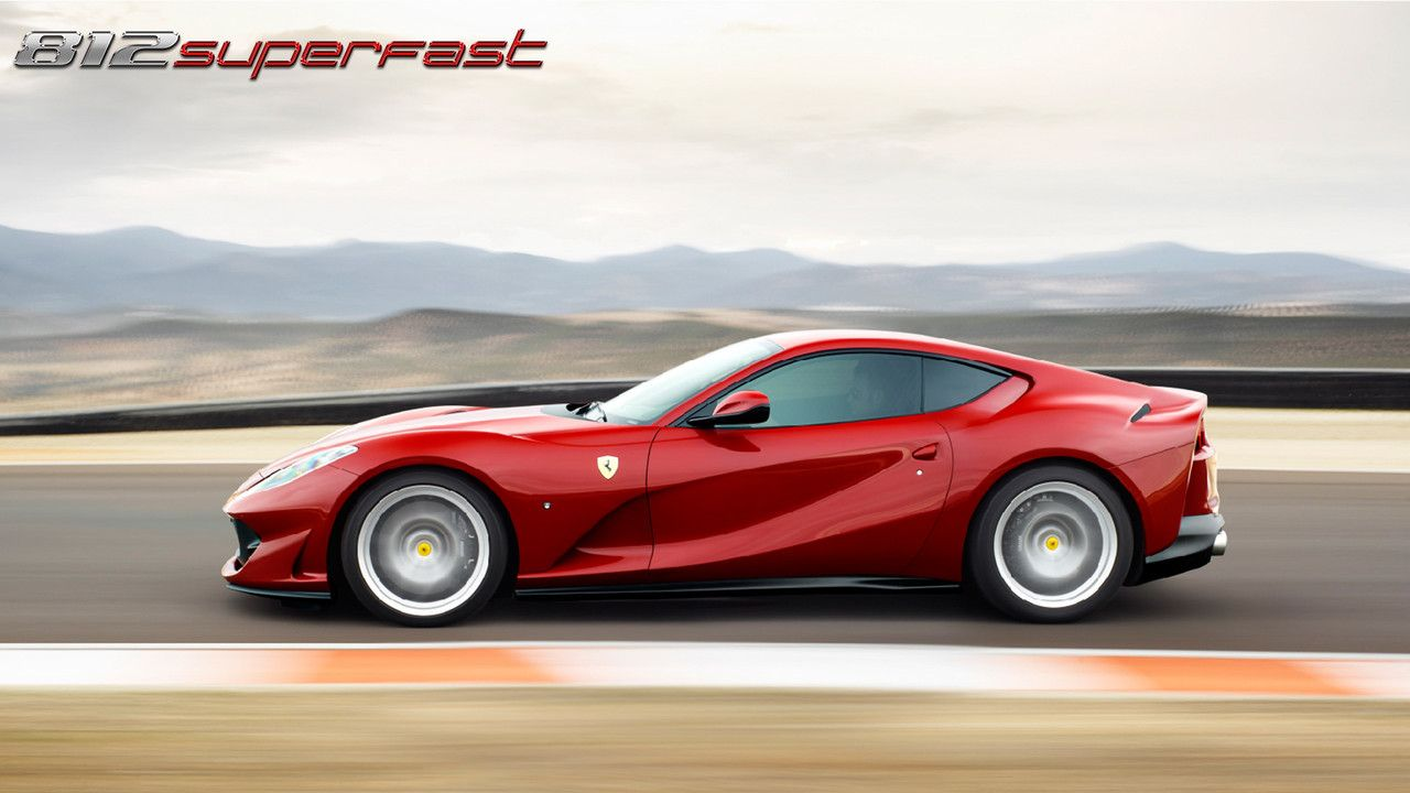 Ferrari Launched 812 Superfast In India With Whooping Price