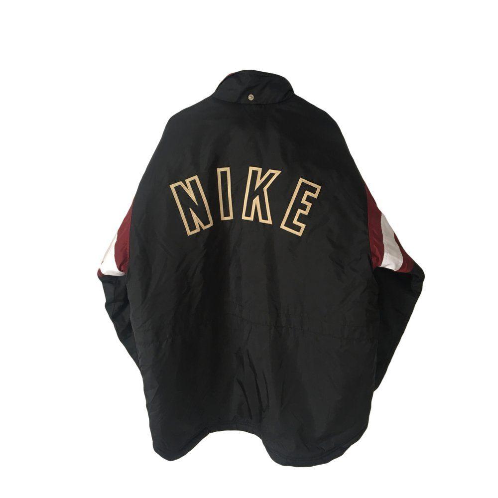 Abrigo vintage nike