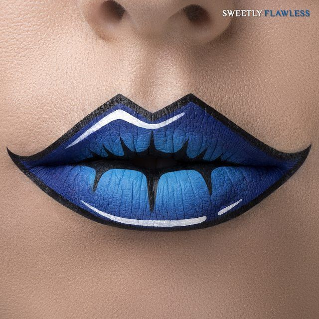 Discover And Share The Most Beautiful Images From Around The World Lip Art Makeup Pop Art Makeup Lip Art
