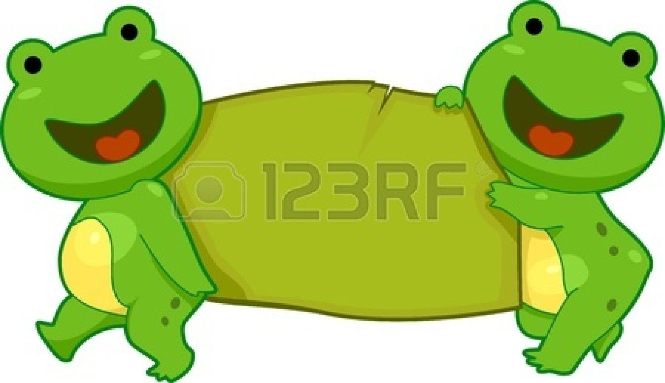 frog clipart free large images [ 1350 x 777 Pixel ]