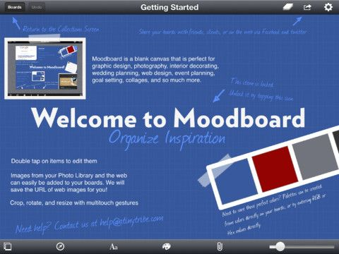 Mood Board App | Edu Infographics | Pinterest | Mood boards and App