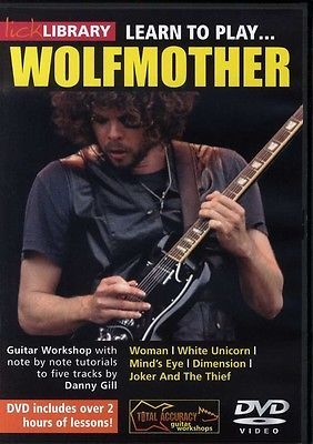 news LEARN TO PLAY WOLFMOTHER GUITAR LICK LIBRARY DVD NEW    LEARN TO PLAY WOLFMOTHER GUITAR LICK LIBRARY DVD NEW  Price : 14.13  Ends on : 2015-10-09 14:29:56   View on eBay ... http://showbizmusic.com/learn-to-play-wolfmother-guitar-lick-library-dvd-new/