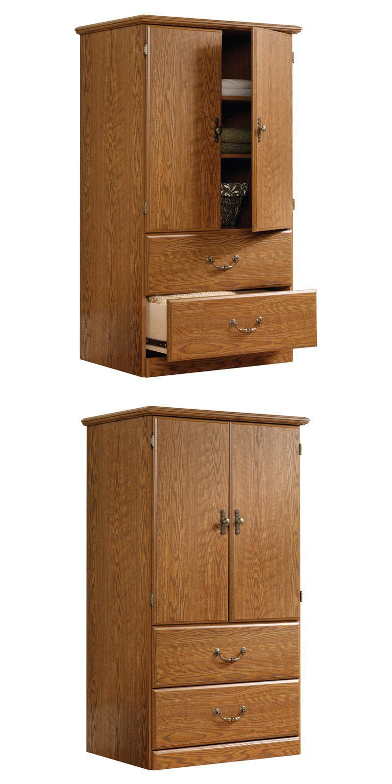 Armoires and Wardrobes 103430: Bedroom Armoire Wardrobe ...