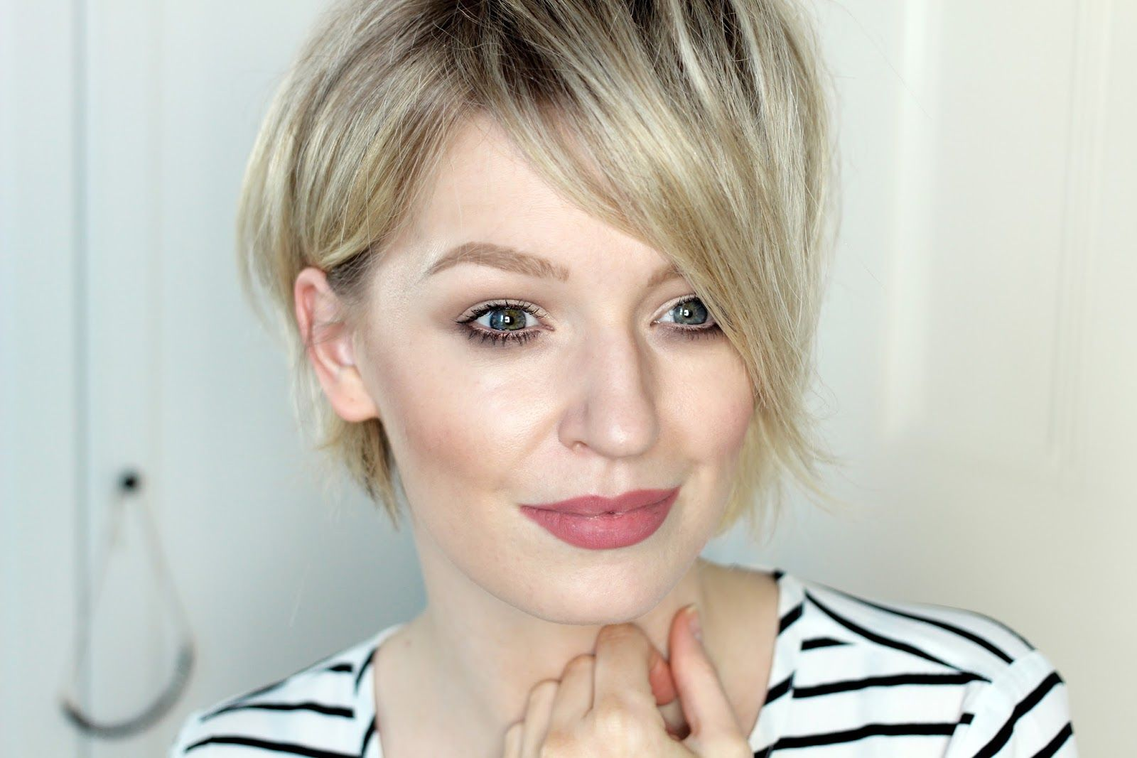 That Time I Cut My Hair Off....
