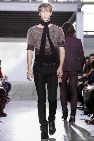 Costume National Menswear Fall Winter 2015 Milan - NOWFASHION 16596289afb6