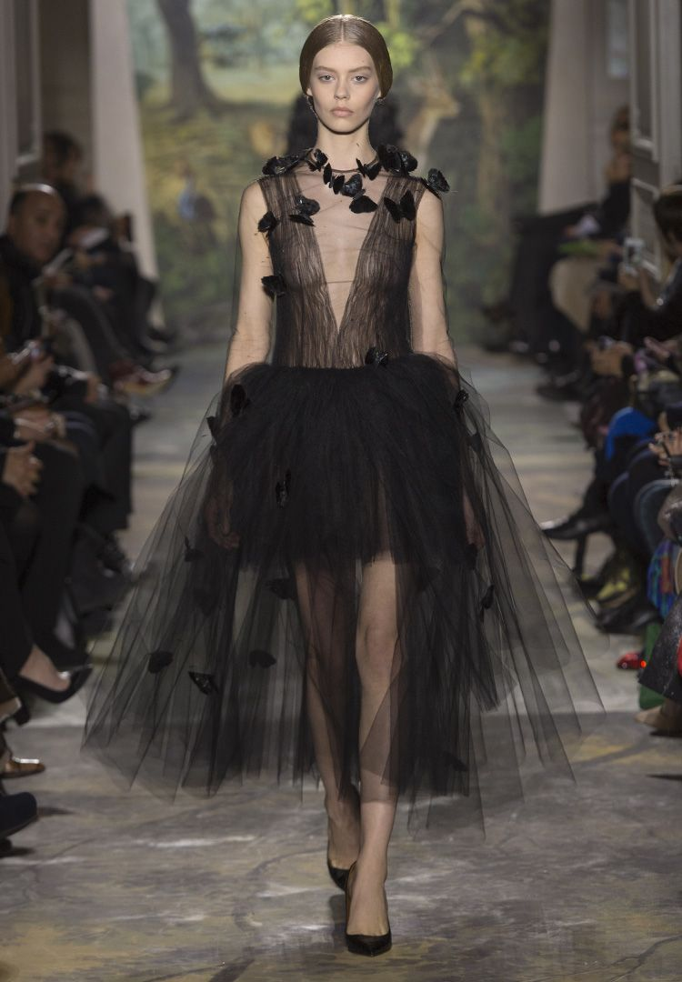 Valentino Spring/Summer 2014 Couture at Paris Fashion Week.