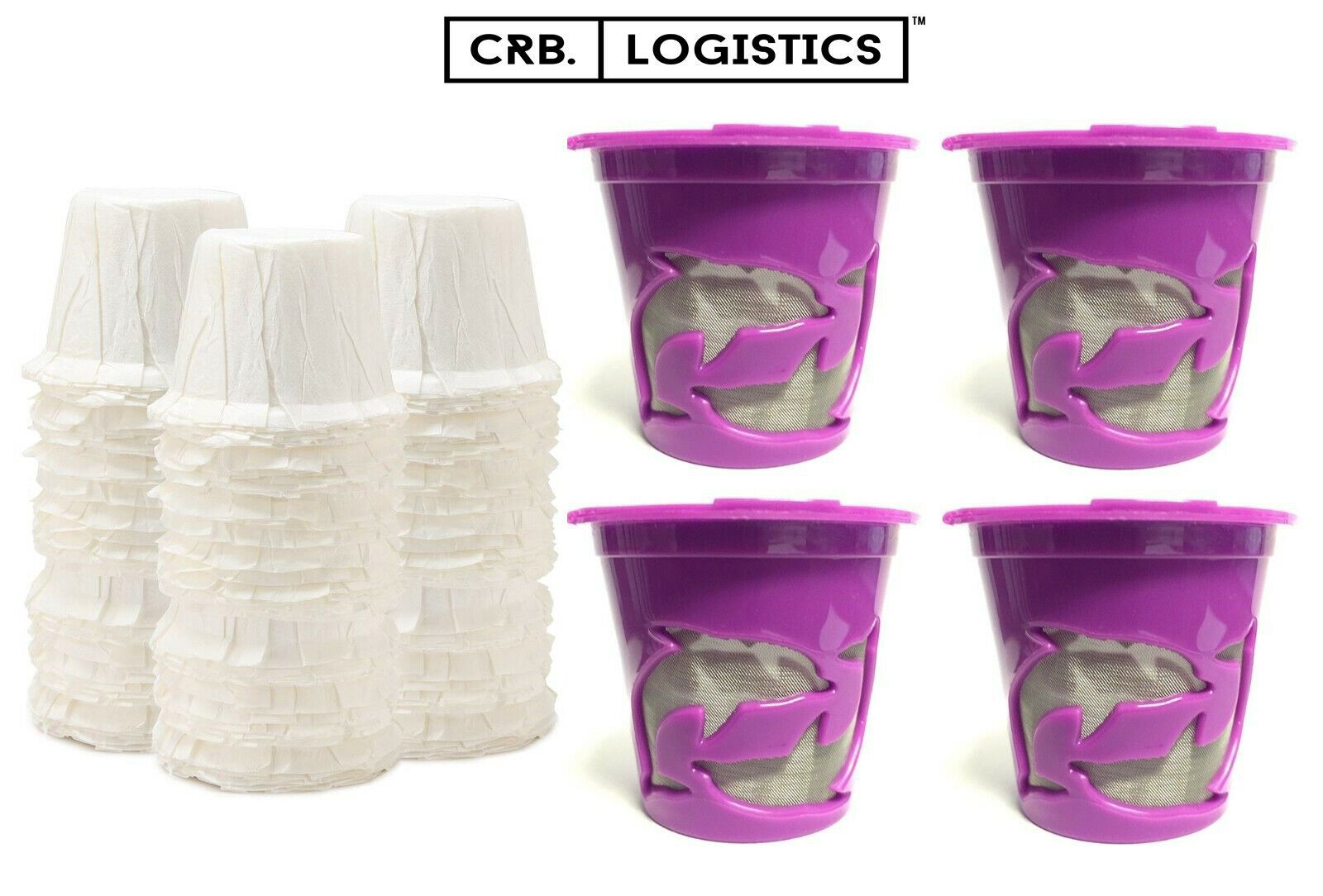 Coffee Disposable Paper Filters Reusable K Cup Coffee