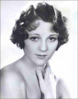 Sally Eilers, actress. (Fairfax) High School friend of Carole Lombard.