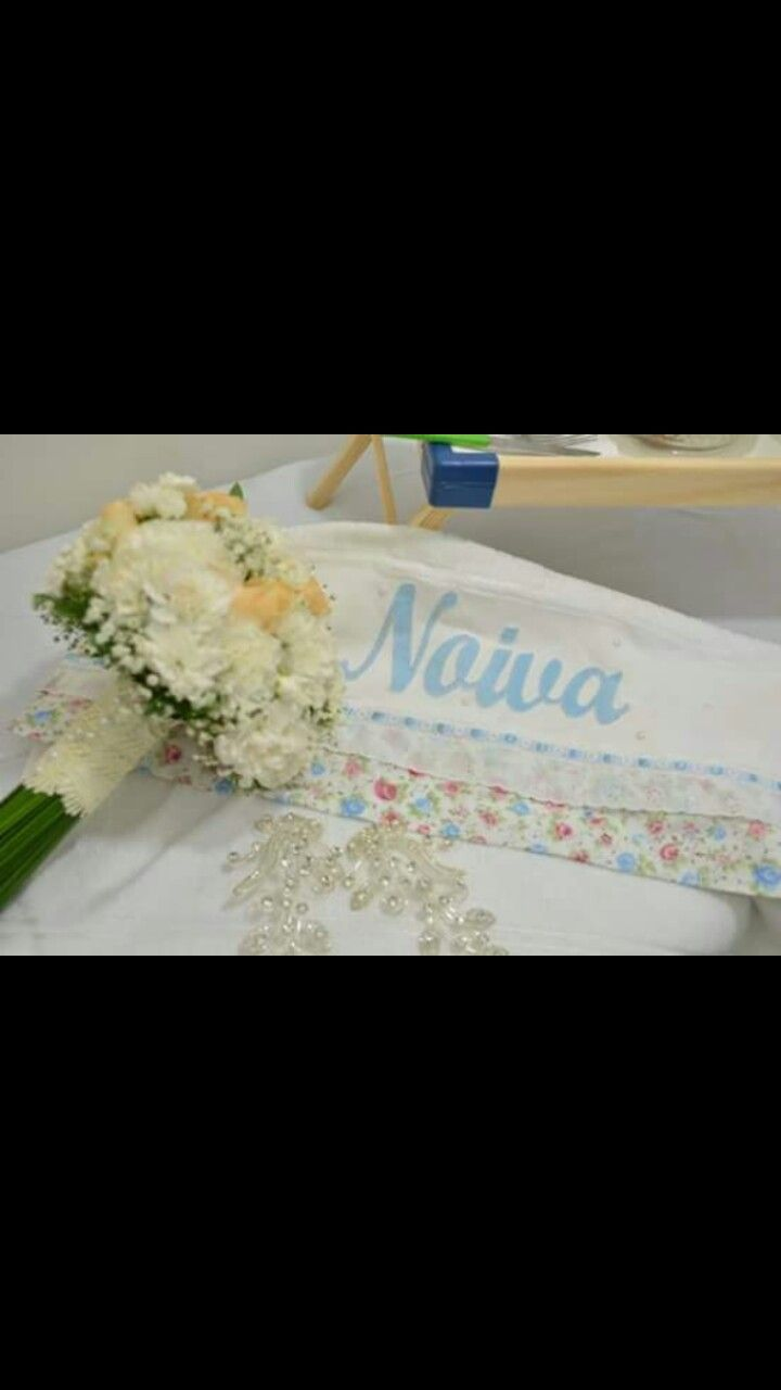 Toalha - Dia de Noiva