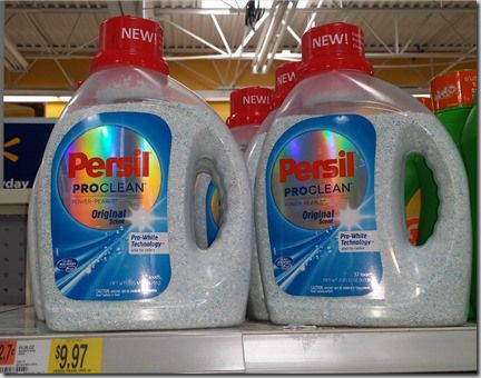 Save 5 On Persil Laundry Detergent At Walmart Persil Detergent