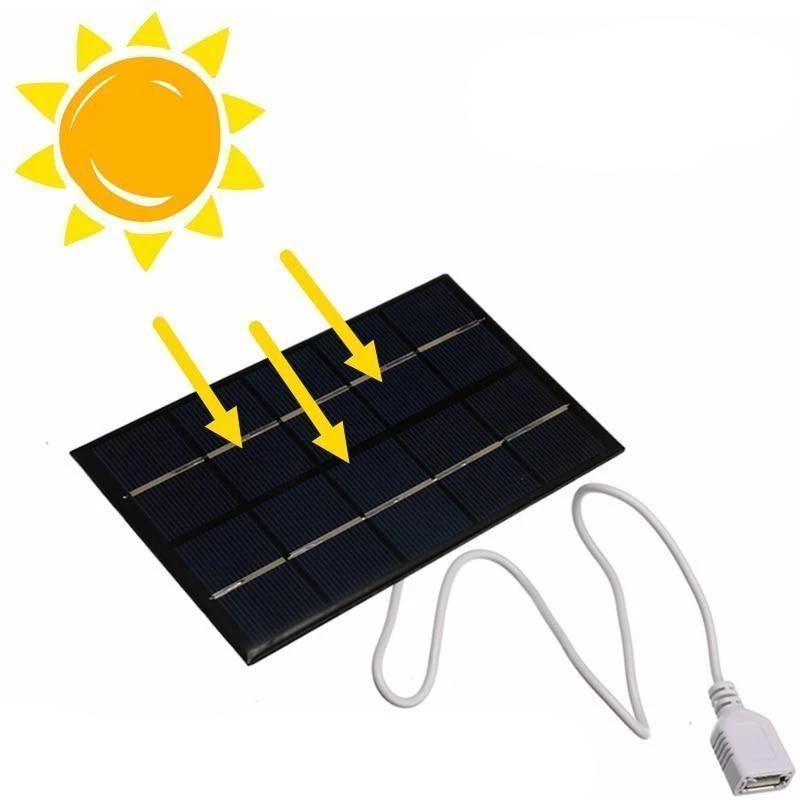 Usb Solar Panel Generator Charger Solar Charger Solar Panels Solar