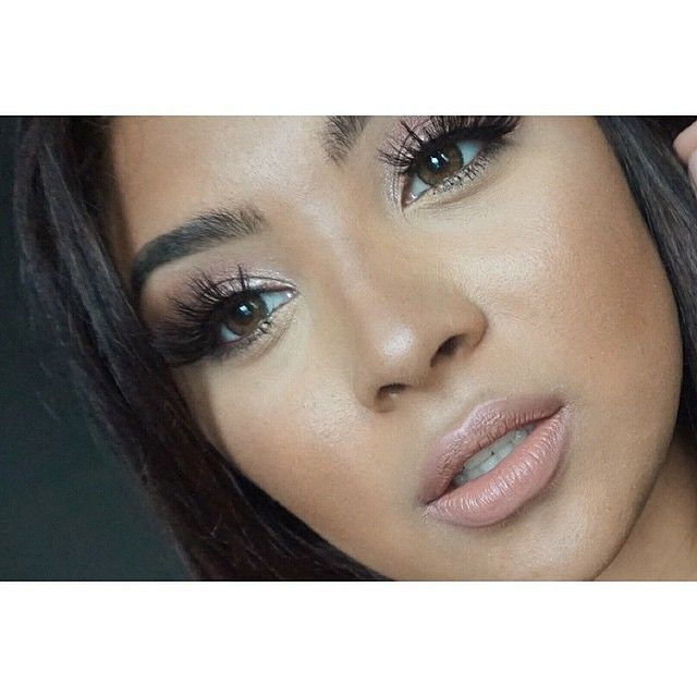 ec8a2b66bdd LASHES @makeupbybiparis wearing New 3D Mink @LillyLashes in style