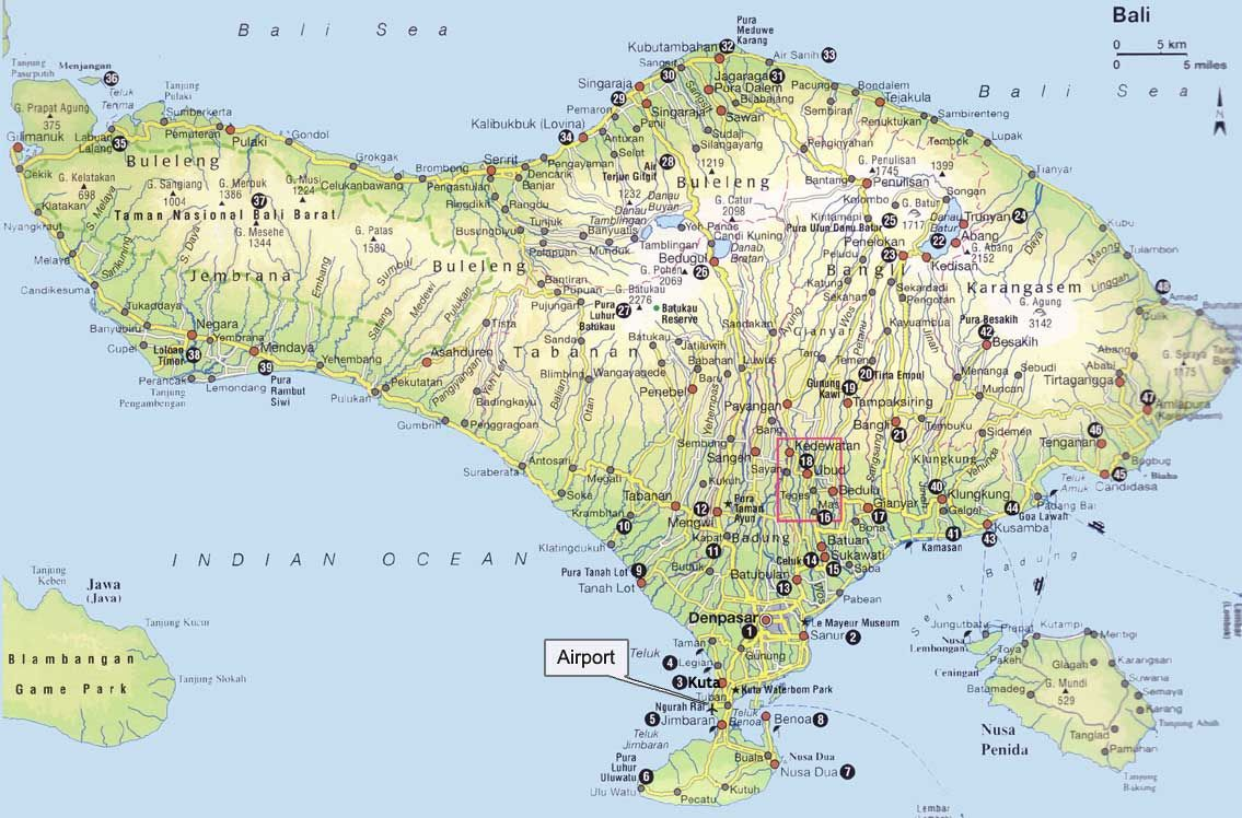 Map of bali maps of bali pinterest map of bali gumiabroncs Images