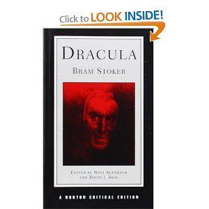 Amazon dracula norton critical editions 9780393970128 bram dracula by bram stoker fandeluxe Gallery