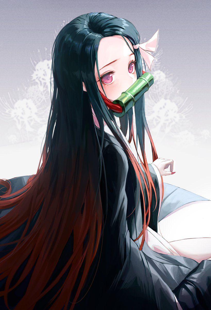 시깔 on Anime demon, Anime, Slayer anime