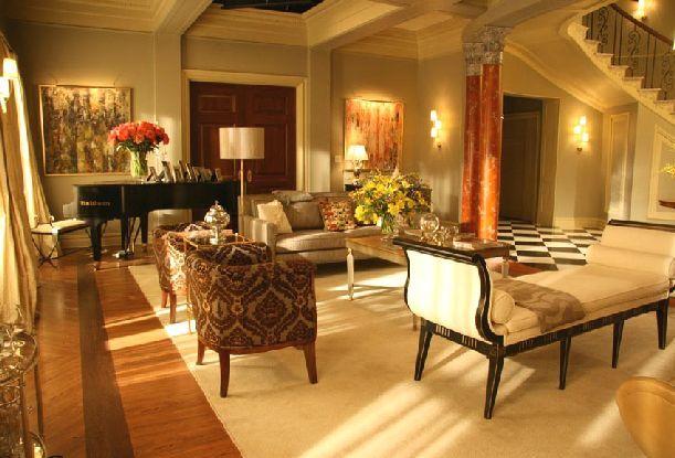 Gossip Girl   Home Blair Waldorf   Living Room
