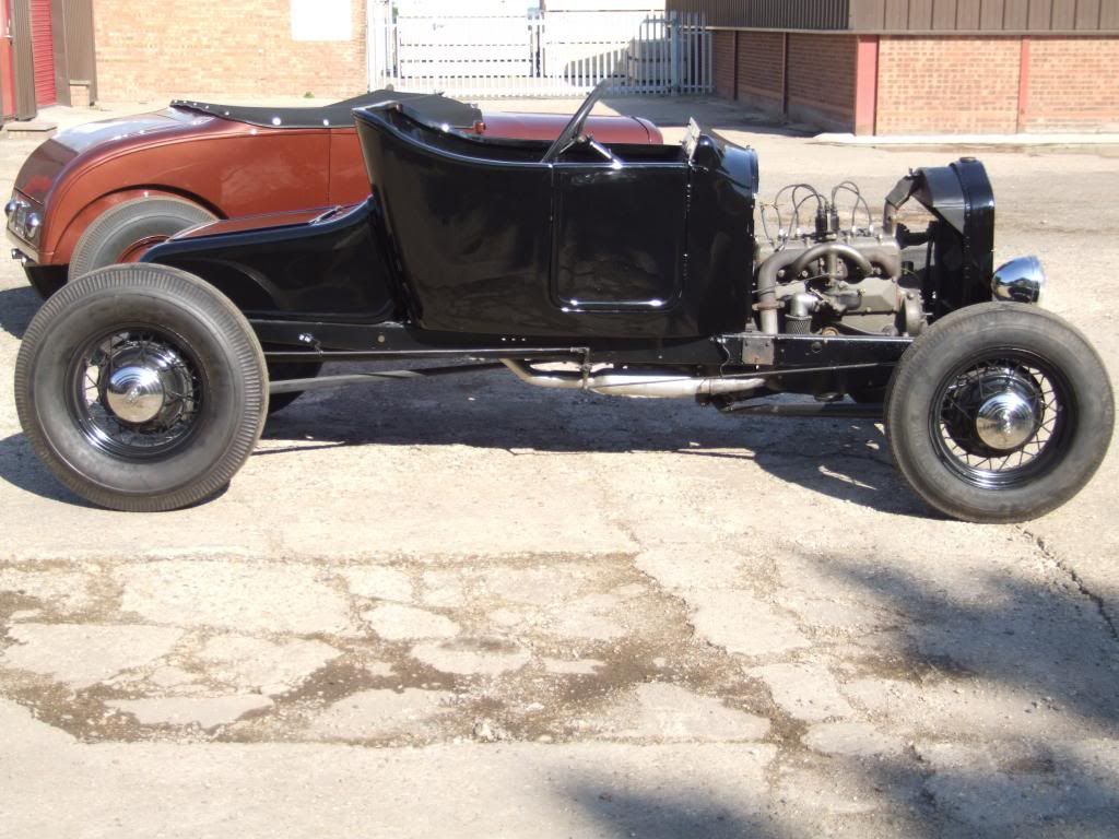 Features Model T Buckets Rpu S Roadster Tourings Official
