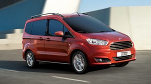 2015 Ford Tourneo Courier Ford Courier Fuel Economy