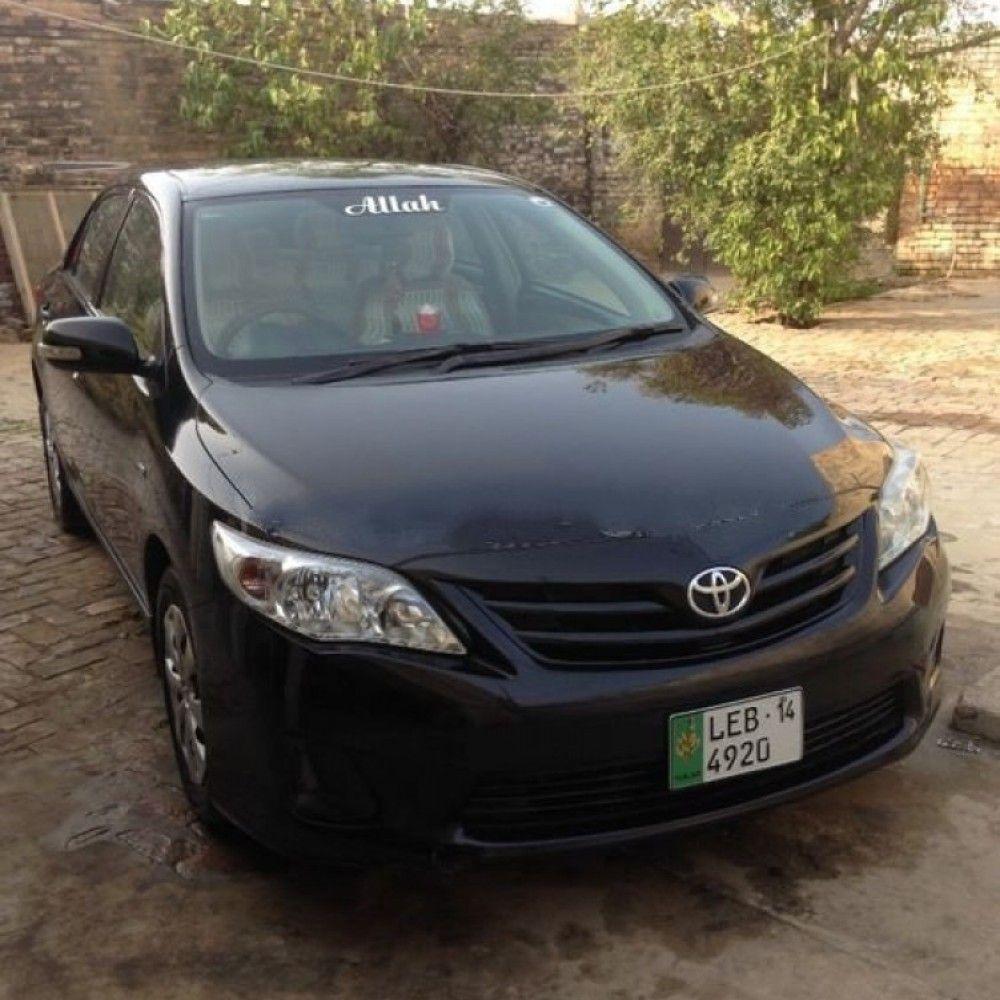 Toyota Corolla XLi VVTi 2014 for Sale in Chakwal, Chakwāl