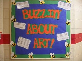 Buzzin about Art