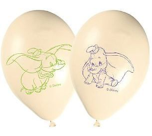 Party Dumbo Balloons 8pk Amscan Party Bags Kids Minnie Mouse Party Supplies Themed Party Supplies