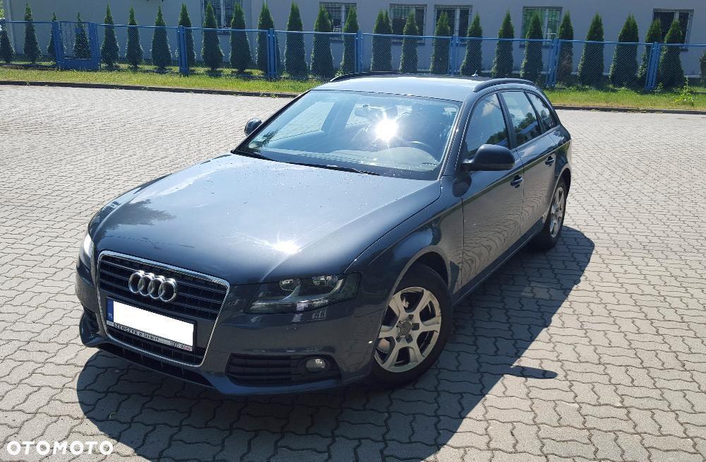 Audi A4 Audi A4 B8 1 8 Tfsi 2008r Kombi Serwisowany Stan Bdb Otomoto Audi A4 Audi Suv Car