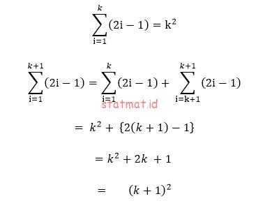 Memahami Konsep Dan Contoh Soal Notasi Sigma Statmat Id Di 2020 Kalkulus Matematika Belajar