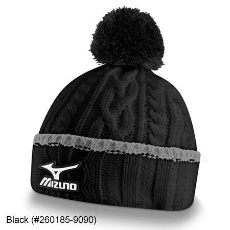 mizuno beanie hat