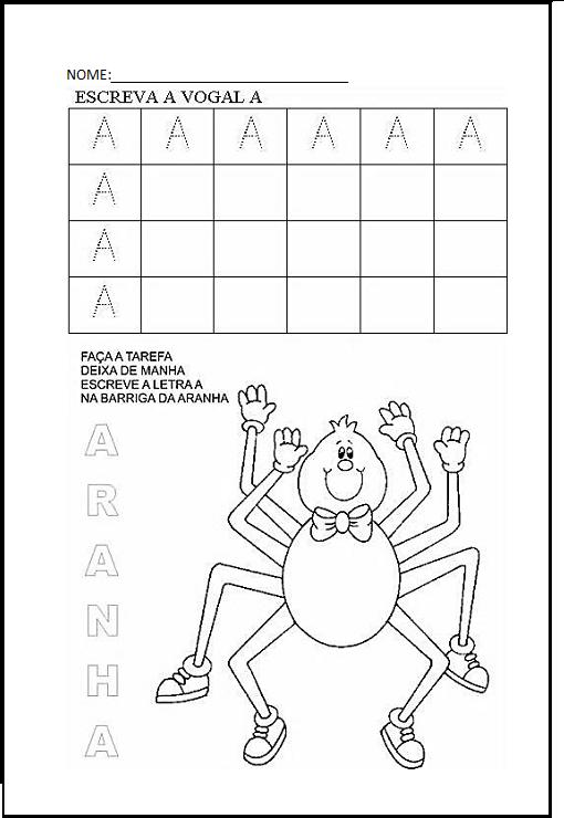 Pin De Elisangela Hilario Em Sequencia Didatica A Dona Aranha