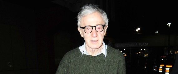 Woody Allen Heckled Over Sexual Abuse Allegations At New York Theater