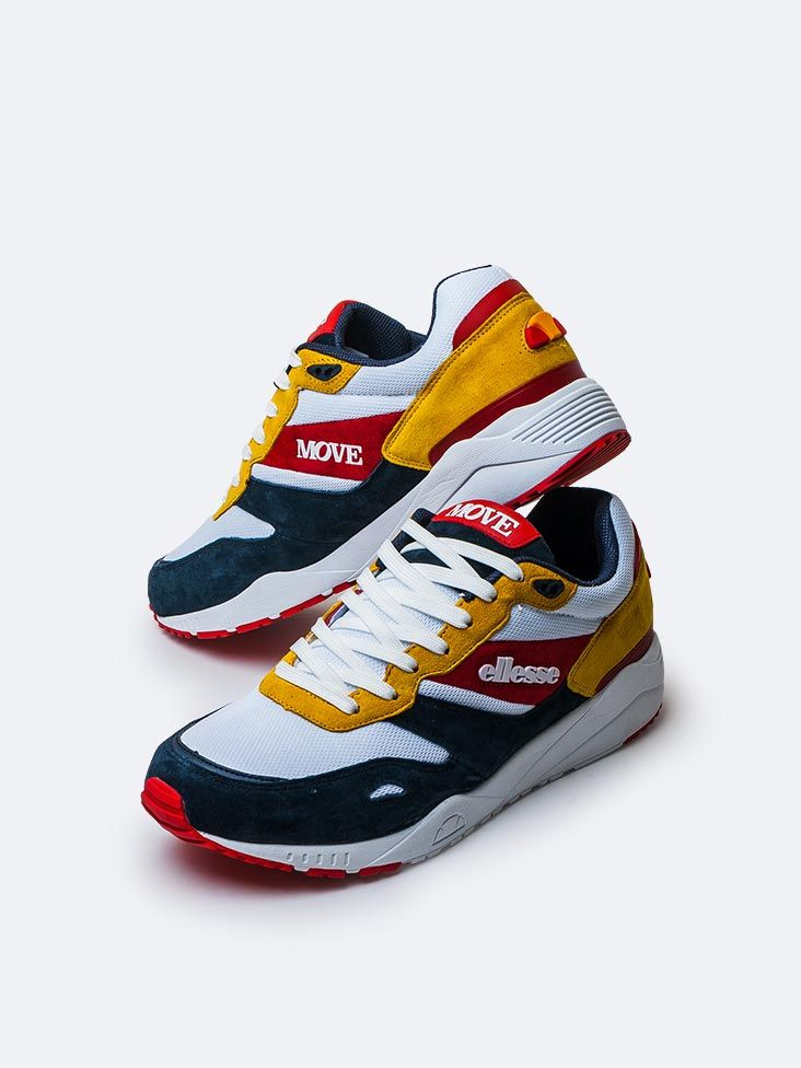 sports shoes baa98 a55a5 MOVE X ELLESSE LS360 TRAINER