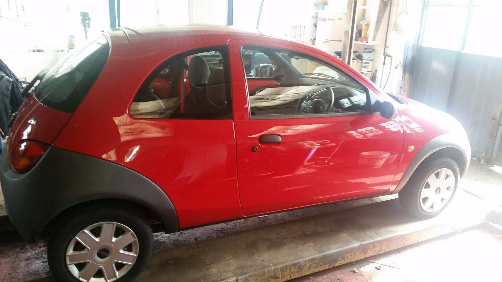 Ebay Ford Ka Spares Or Repair With Mostly Ford History No Reserve Carparts