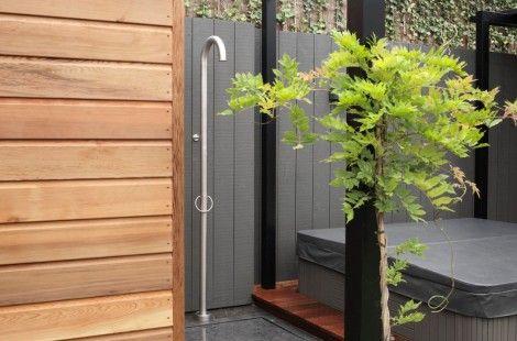 Moderne tuin twee onder één kap nowoczesny ogród garden deco