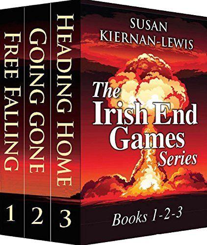 The Irish End Games Series: Books 1–3 by Susan Kiernan-Lewis