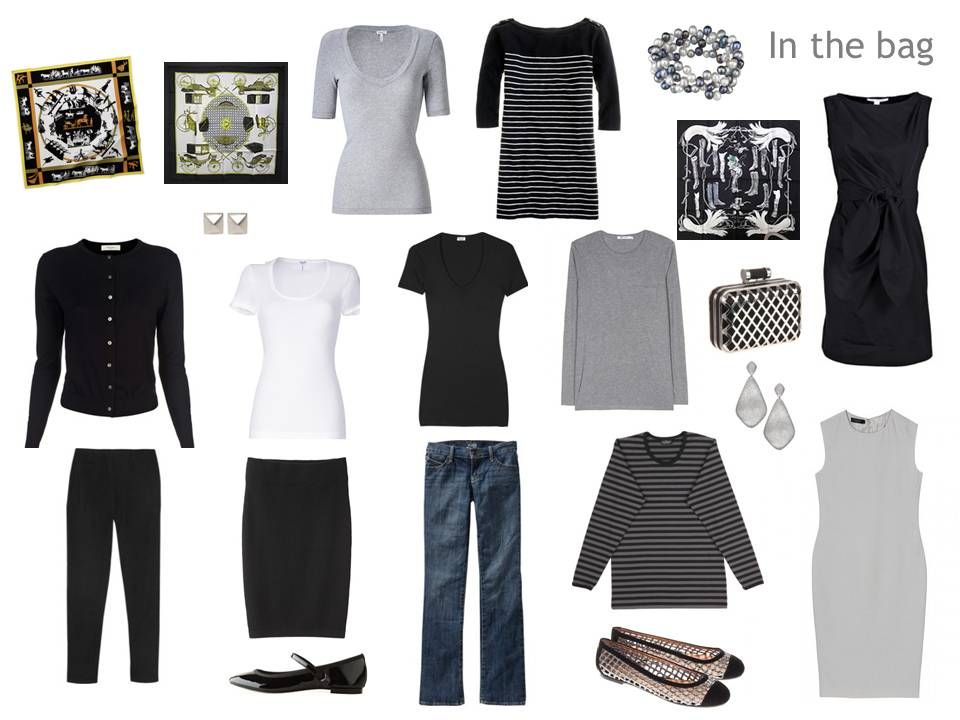 Classic And Minimalist I Would Pack This Capsule Wardrobe For A - Extreme minimalist wardrobe