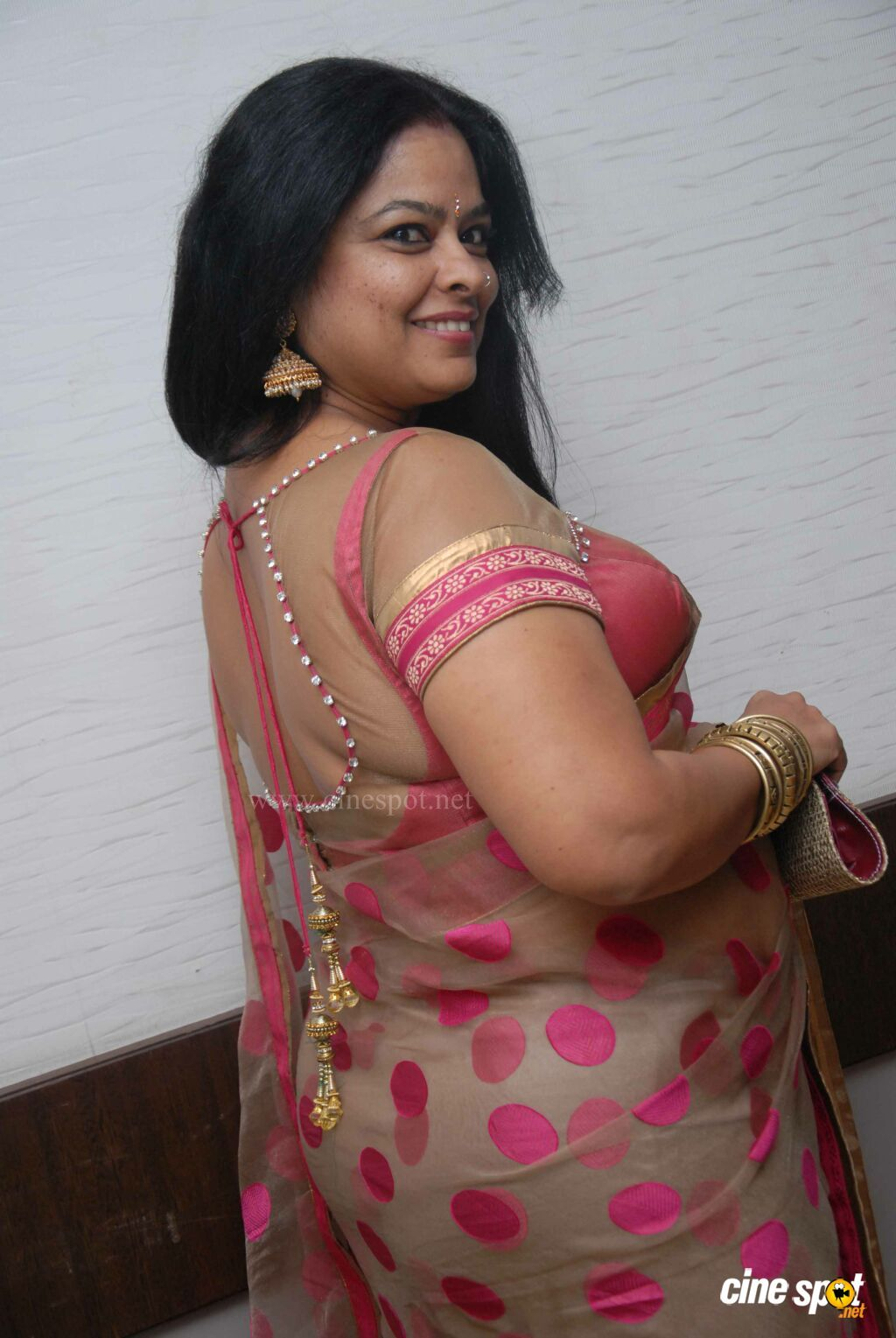 Padmaja Rao  Indian In 2019  Fashion, Beautiful Saree, Saree-5454