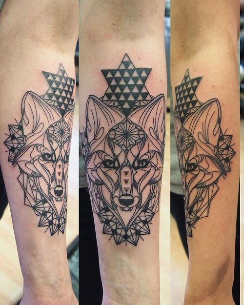 tatouage renard tattoo (1)