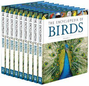 Encyclopedia Of Birds 6 Volume Set