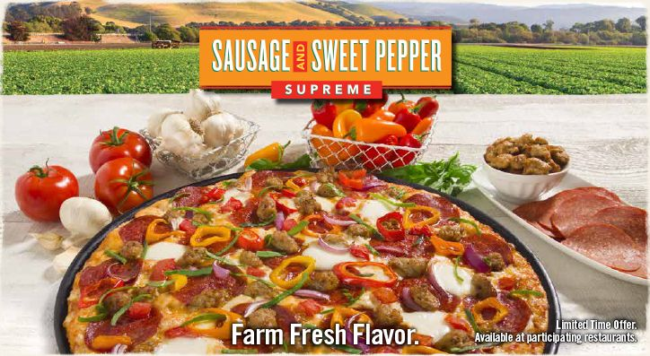 Pizza Delivery Pickup Online Ordering Stuffed Sweet Peppers Recipes Pizza