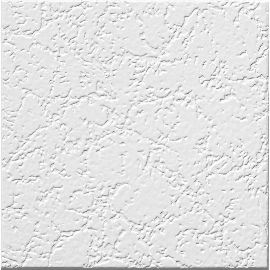 Armstrong Ceilings Common 12 In X 12 In Actual 11 985 In X 11 985 In Grenoble Homestyle 40 Pack White Textured Surface Mount Acoustic Tile Ceiling Tiles Lo In 2020 Armstrong Ceiling Acoustic Ceiling Tiles Ceiling Texture