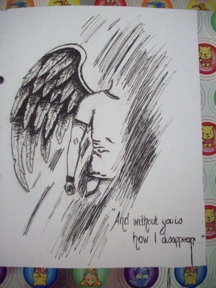Male Fallen Angel Drawing Dark Angel Male 1 By Lichtenstrange Traditional Art Angel Drawing Fall Angel Drawing Dark Art Drawings Meaningful Drawings