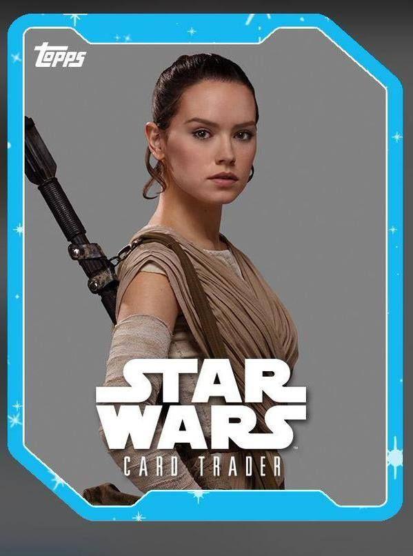 #StarWars VII #Rey