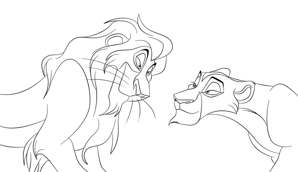 lion king coloring pages google sgning