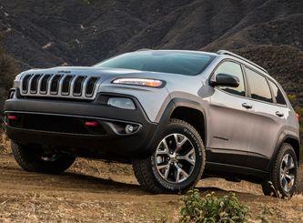 voiture 4×4 jeep cherokee