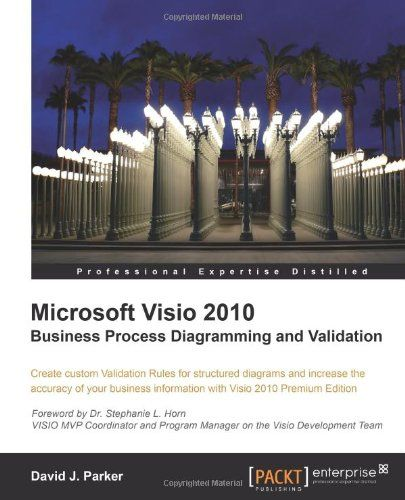 Microsoft Visio 2010 Business Process Diagramming And