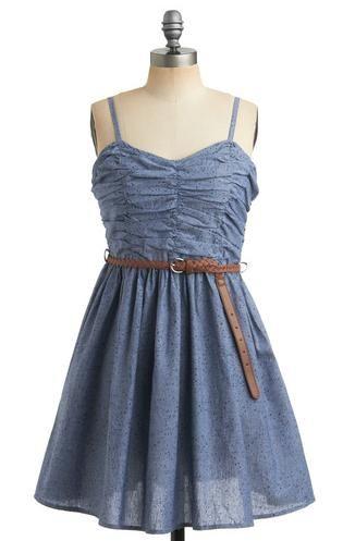 ModCloth's FroYo Making Dress -- more bridesmaid inspiration