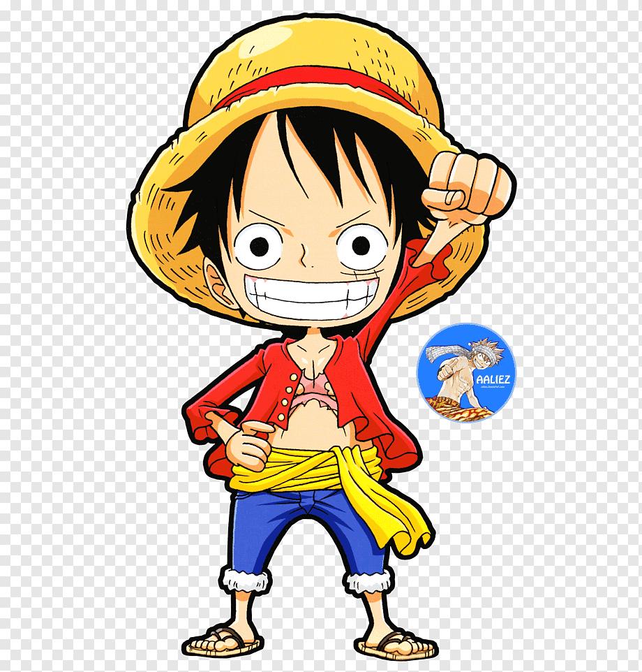 Luffy Of One Piece Monkey D Luffy Nami Shanks Chibi One Piece Luffy Child Manga Toddler Png Cute Cartoon Wallpapers Chibi Luffy