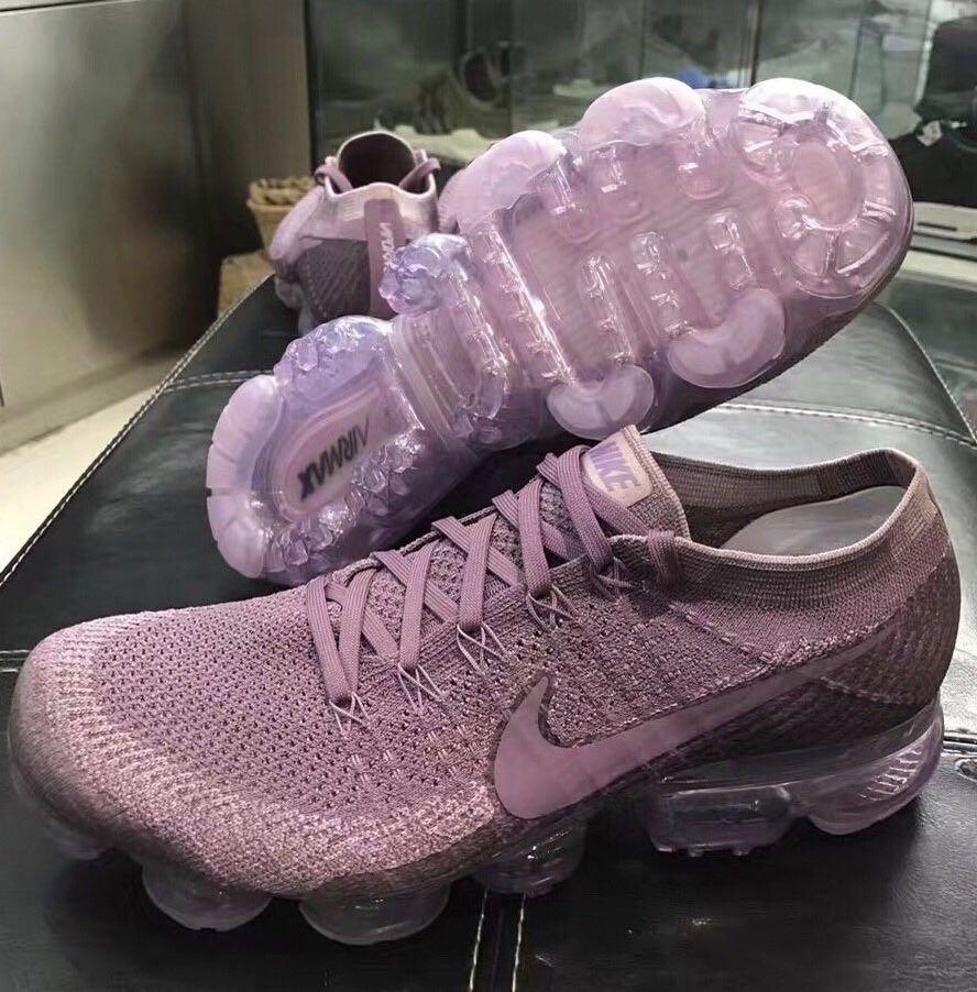 promo code a9630 d7149 Nike Air VaporMax all purple | wear | Nike air vapormax ...
