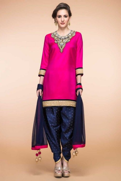 3f7155a9442 Andaaz fashion OFFERS you latest Indian Pakistani Designer Punjabi Patiala Salwar  Suit in Southall